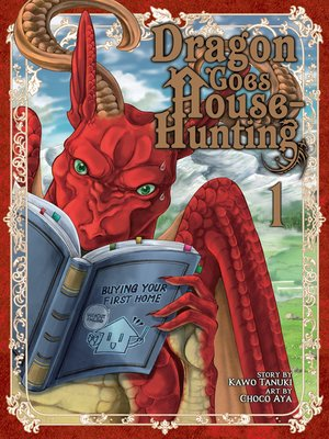 cover image of Dragon Goes House-Hunting, Volume 1