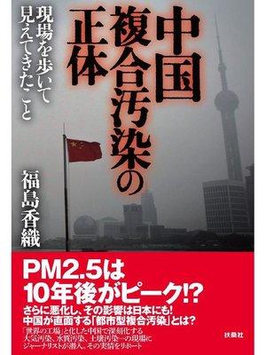 cover image of 中国複合汚染の正体: 本編