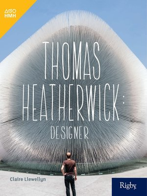 cover image of Thomas Heatherwick: Designer