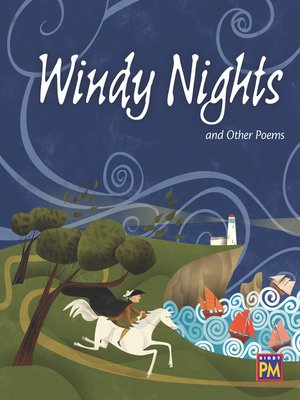 cover image of Windy Nights and Other Poems