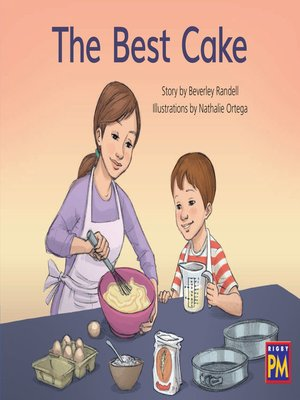 cover image of The Best Cake