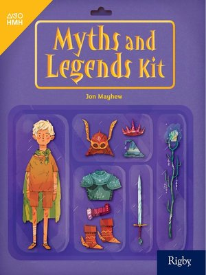 cover image of Myths and Legends Kit