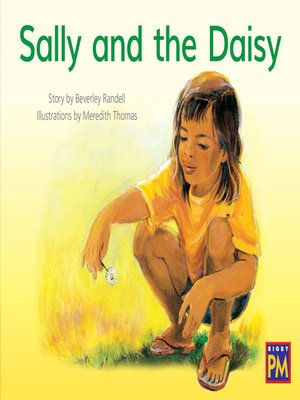 cover image of Sally and the Daisy