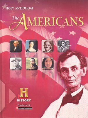 cover image of The Americans