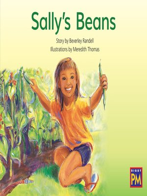 cover image of Sally's Beans