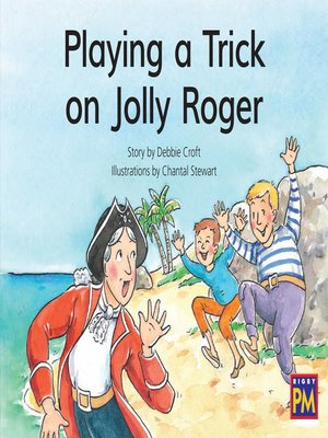 cover image of Playing a Trick on Jolly Roger