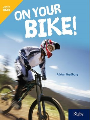 cover image of On Your Bike!