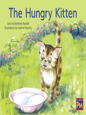 cover image of The Hungry Kitten