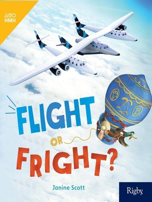 cover image of Flight or Fright?