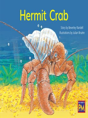 cover image of Hermit Crab