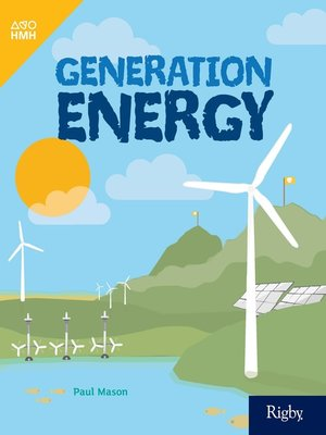 cover image of Generation Energy