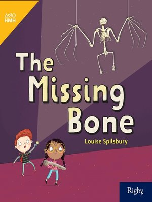 cover image of The Missing Bone