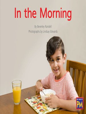 cover image of In the Morning