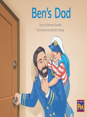 cover image of Ben's Dad