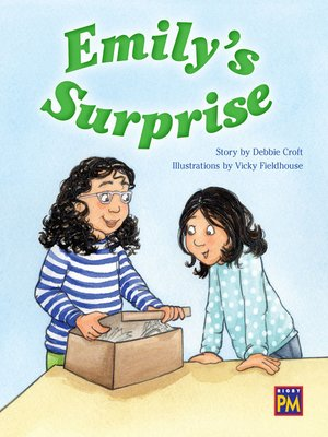 cover image of Emily's Surprise