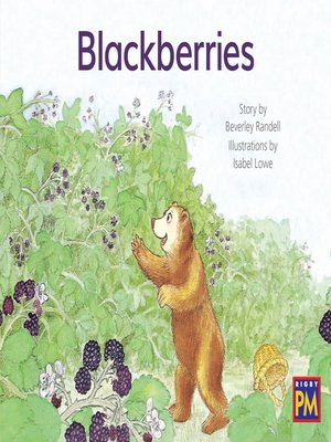 cover image of Blackberries