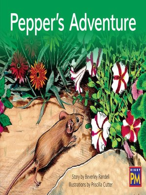 cover image of Pepper's Adventure