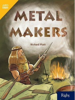 cover image of Metal Makers