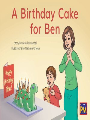 cover image of A Birthday Cake for Ben