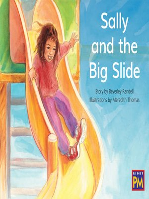 cover image of Sally and the Big Slide