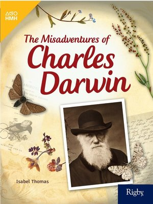 cover image of The Misadventures of Charles D