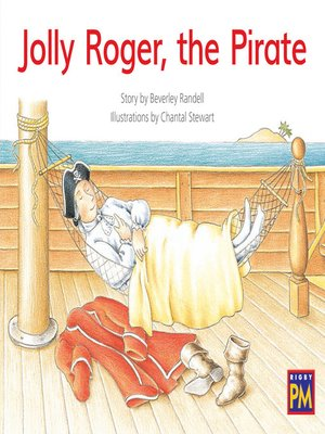 cover image of Jolly Roger, the Pirate