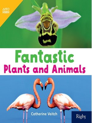cover image of Fantastic Plants and Animals