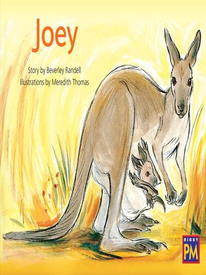cover image of Joey