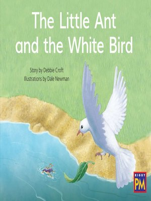 cover image of The Little Ant and the White Bird