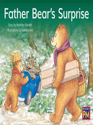 cover image of Father Bear's Surprise