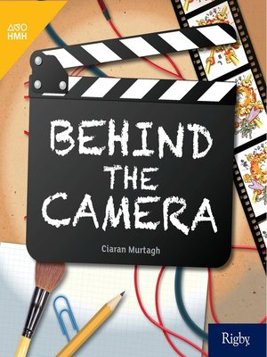 cover image of Behind the Camera