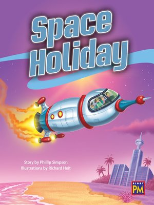 cover image of Space Vacation