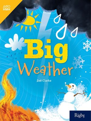 cover image of Big Weather