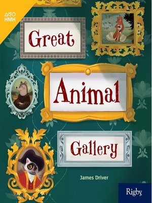 cover image of Great Animal Gallery