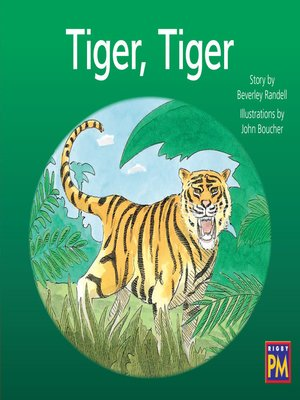 cover image of Tiger, Tiger