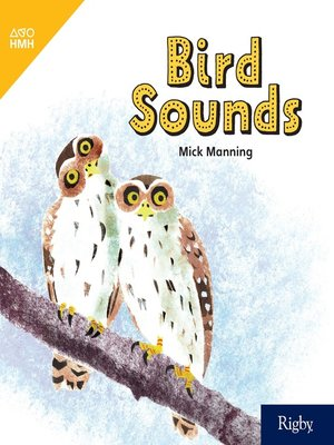 cover image of Bird Sounds