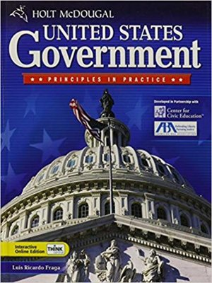 cover image of United States Government