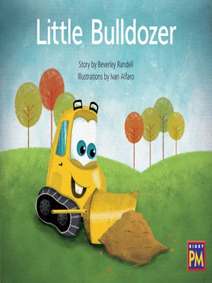 cover image of Little Bulldozer