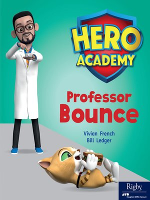 cover image of Professor Bounce