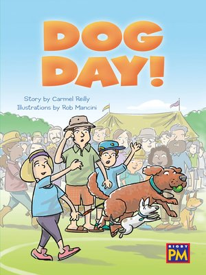 cover image of Dog Day