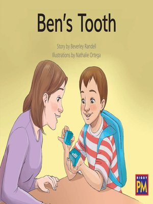 cover image of Ben's Tooth