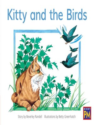 cover image of Kitty and the Birds