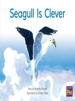 cover image of Seagull is Clever