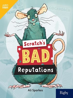 cover image of Scratch's Bad Reputations