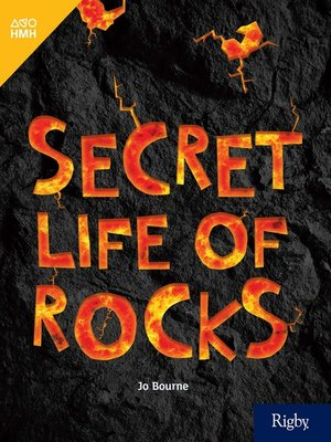 cover image of Secret Life of Rocks