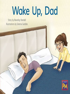 cover image of Wake Up, Dad