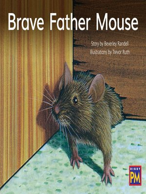 cover image of Brave Father Mouse