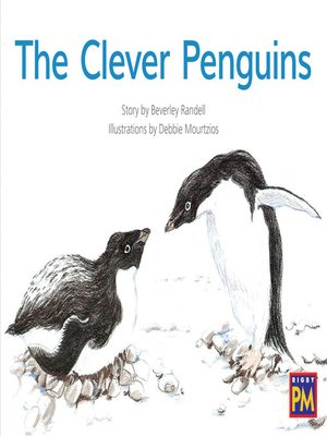 cover image of The Clever Penguins