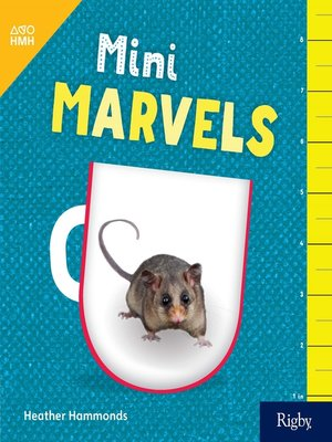 cover image of Mini Marvels