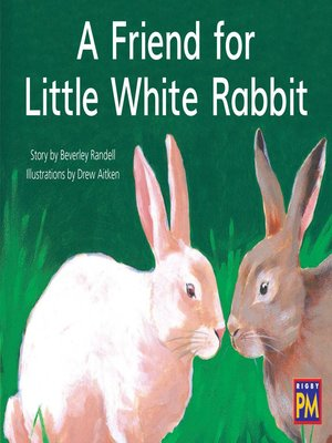 cover image of Friend for Little White Rabbit